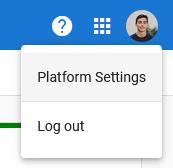 Platform Settings Example