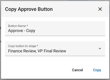 Copy Action Button